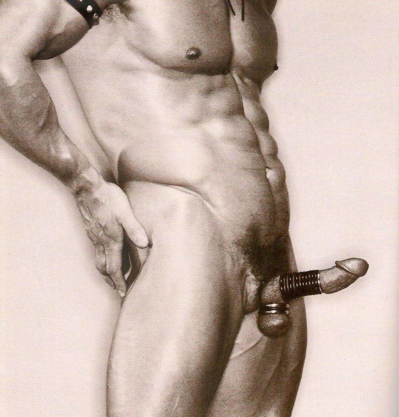 Frank Vickers Colt vintage gay daddy porn