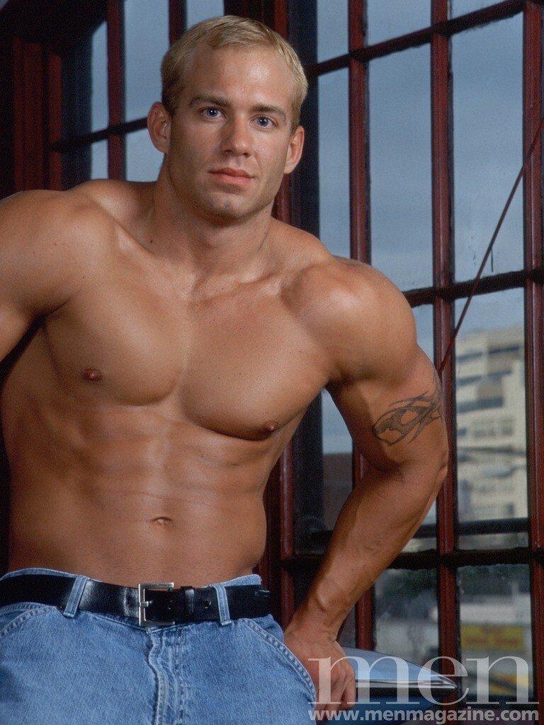 Caine Carson gay hot daddy dude men porn