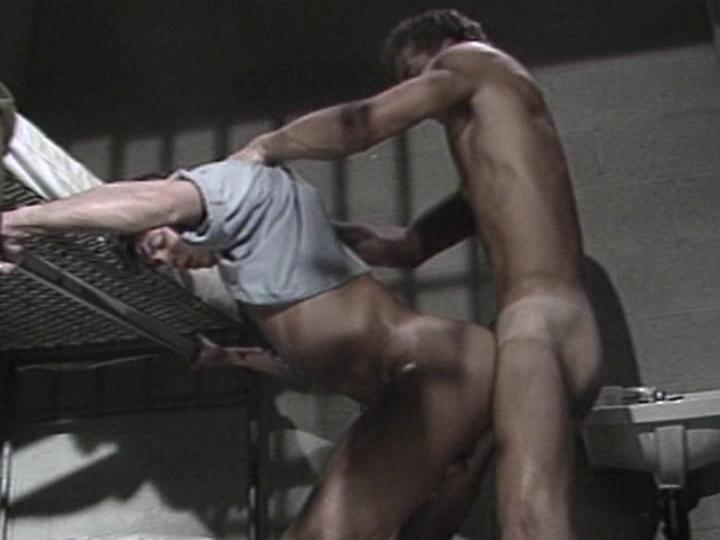 John Davenport bareback fuck Michael Gere vintage gay hot daddy dude men porn Powertool