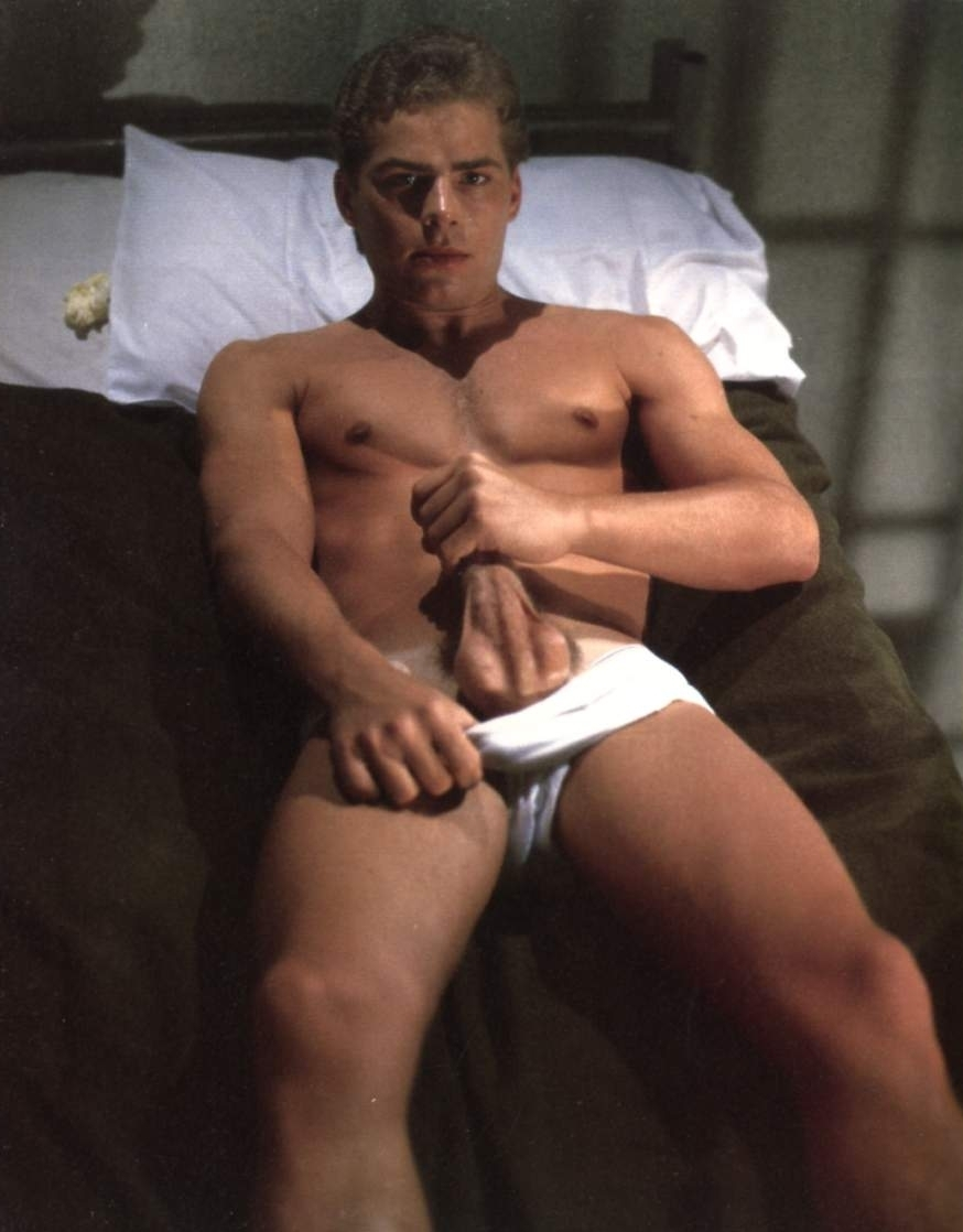 John Davenport vintage gay hot daddy dude men porn