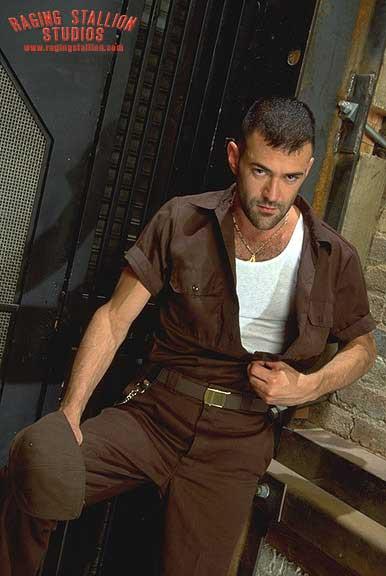 Michael Soldier gay hot daddy dude men porn