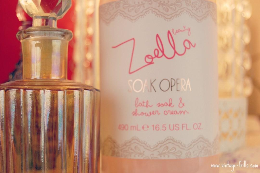 Zoella, Zoella Beauty, Soak Opera, Bubble Bath, Bath Soak, Shower Gel