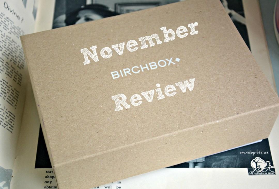 November Birchbox 9