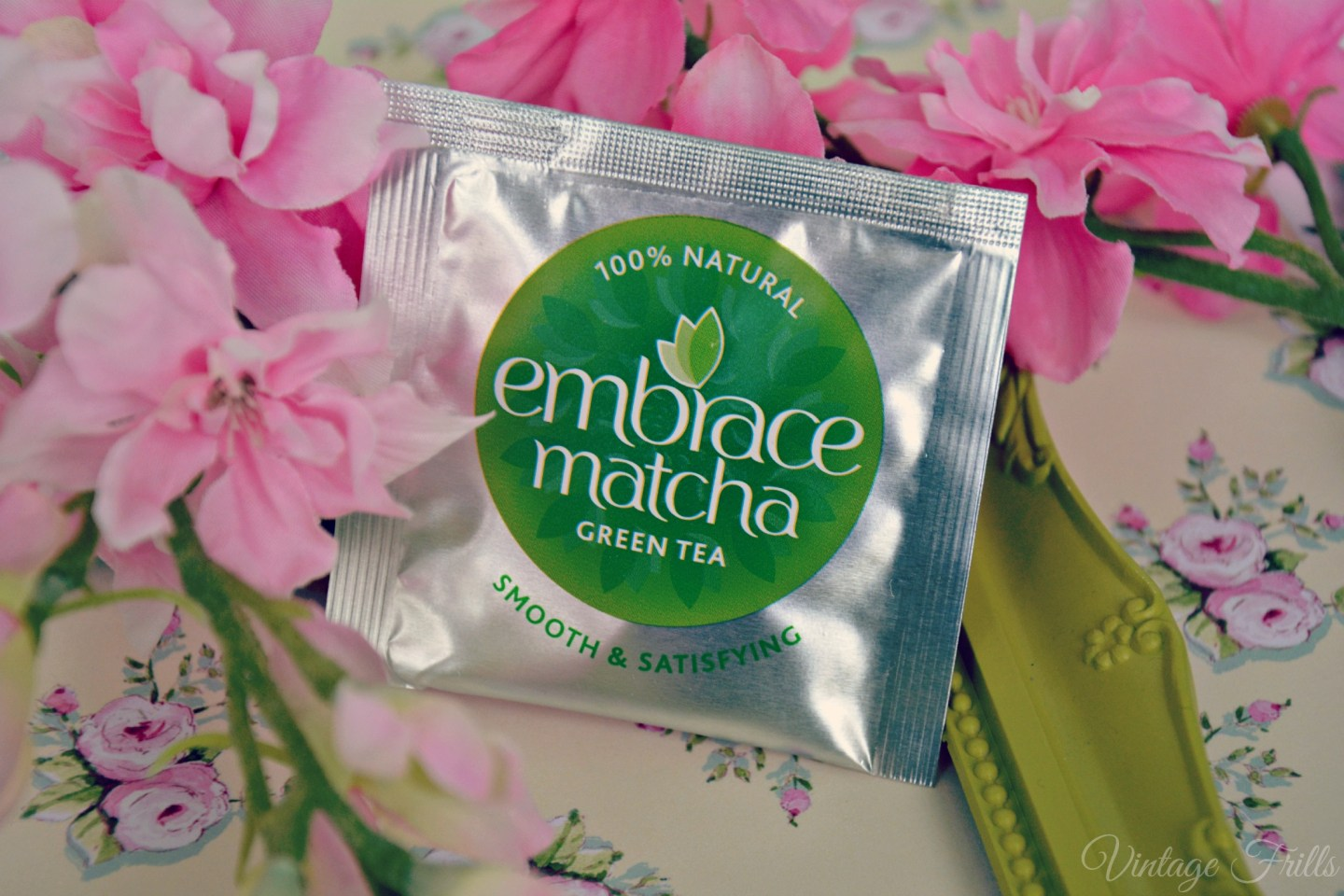 Birchbox January 2015 Embrace Matcha Green Tea