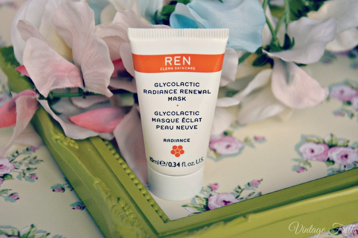 Birchbox January 2015 Ren Glycolactic Mask