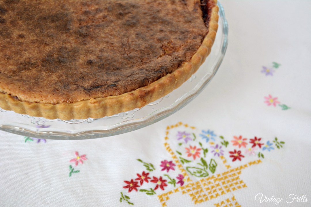 Tradition Bakewell tart Recipe 2