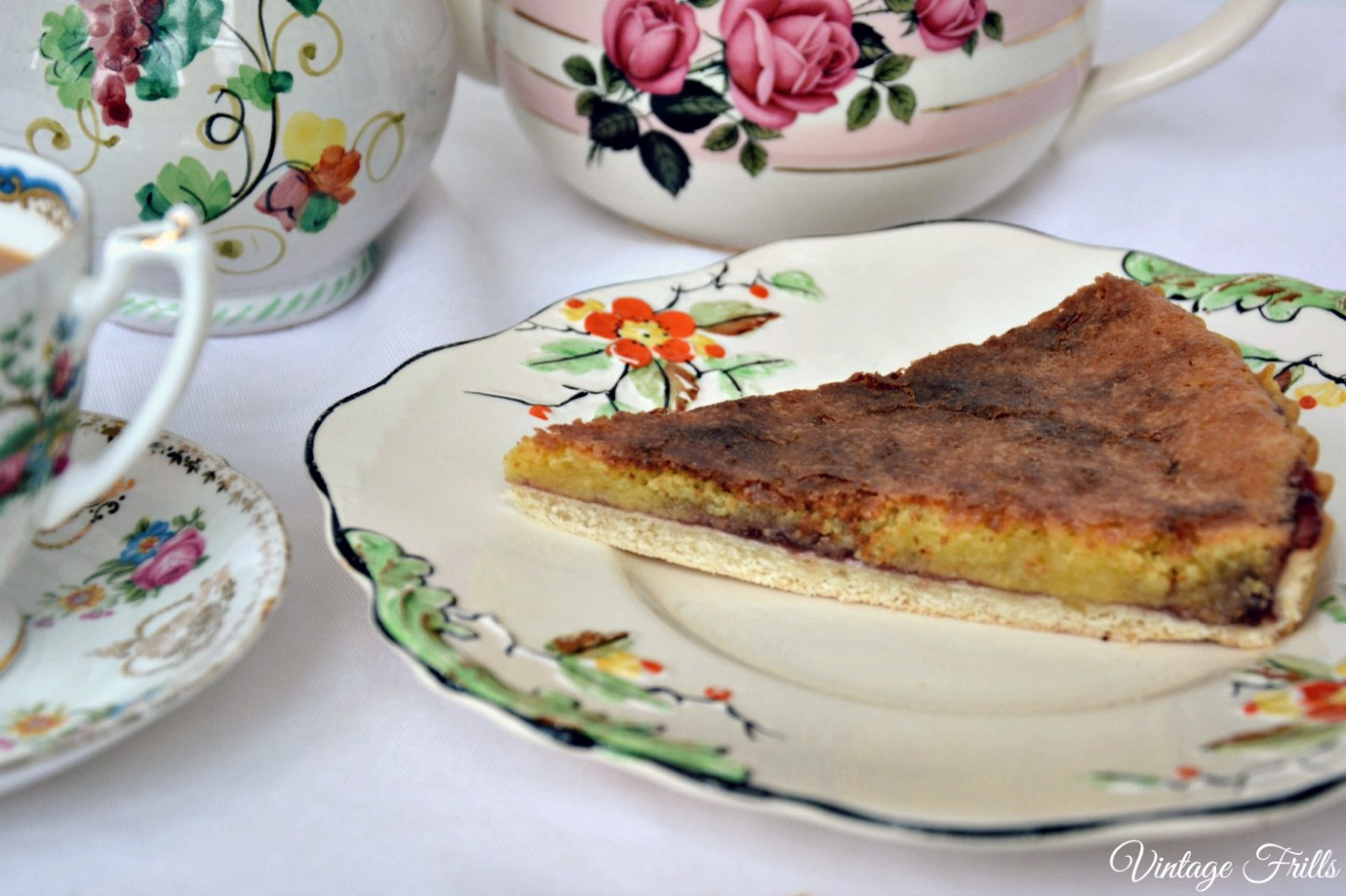 Traditional Bakewell Tart Recipe 6