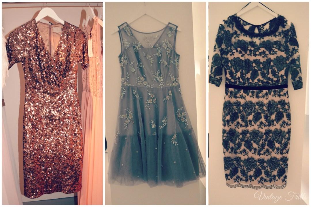 Debenhams SS15 Evening Dresses
