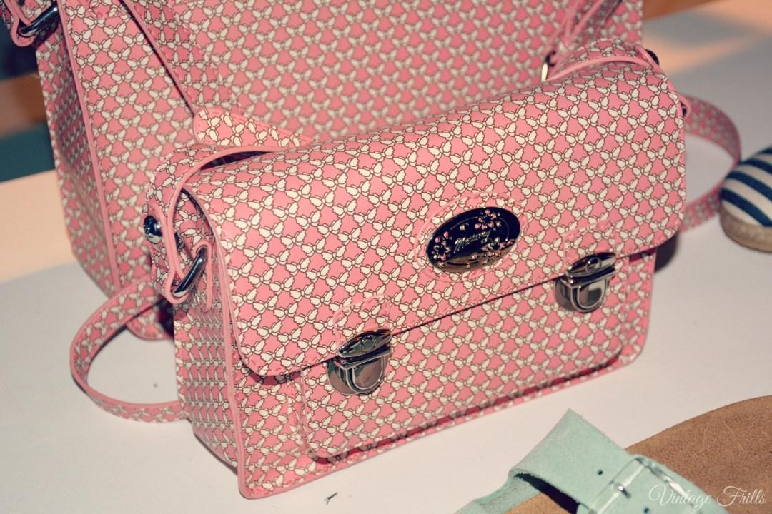 Debenhams SS15 Mantaray Handbag