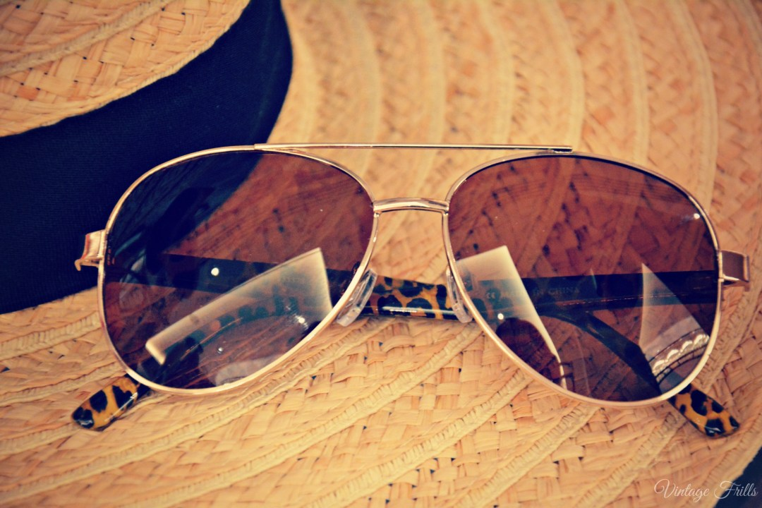 Next Summer 15 Press Day Aviator Sunglasses