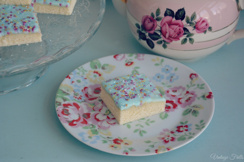 Slab Sponge Cake Recipe