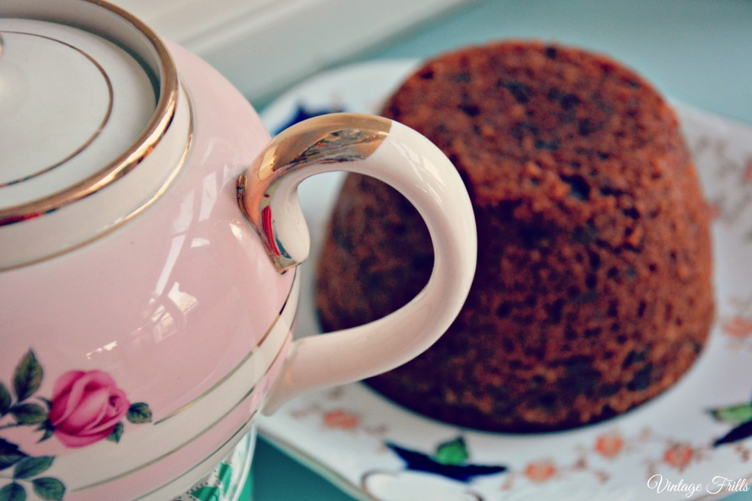 Traditional Spotted Dick