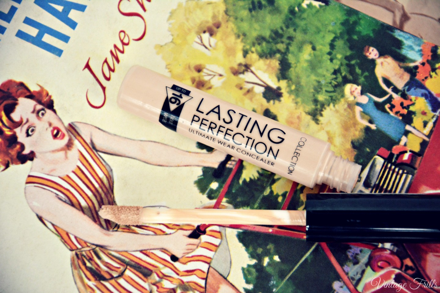 Boots Haul Collection lasting Perfection Concealer
