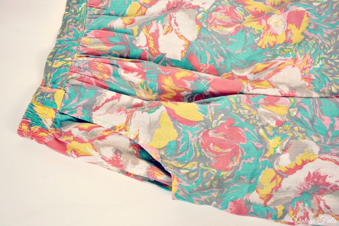 Charity Shop Haul Skirt
