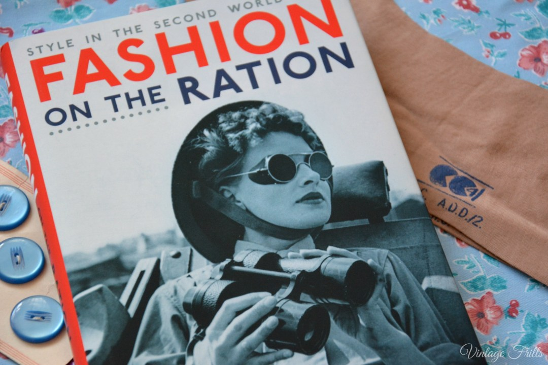 Fashion on The Ration by Julie Summers Review