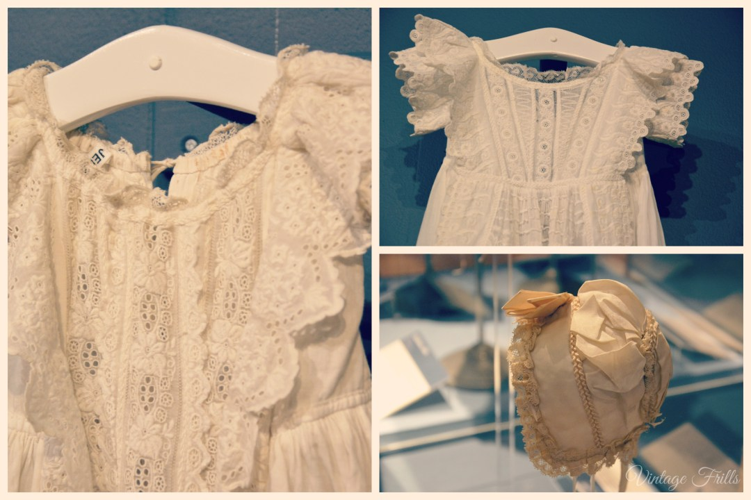 Hatched Matched Dispatched and Patched Christening Gowns