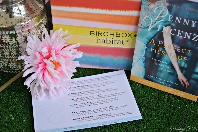 March Birchbox