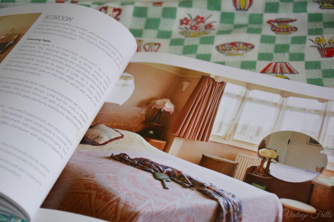 Style Me Vintage Home 20s Bedroom