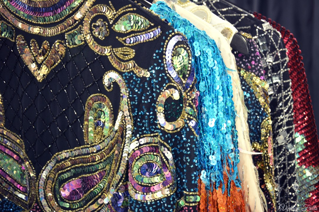 ASOS AW15 Sequin Details