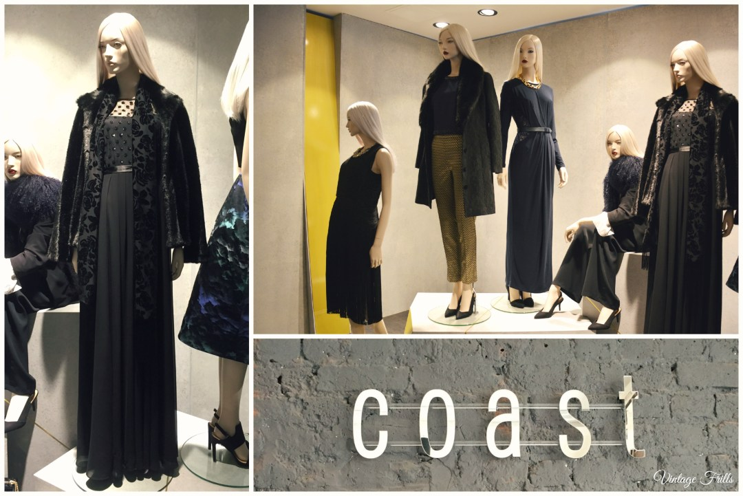 Coast AW15 Press Day Evening Maxi Dresses