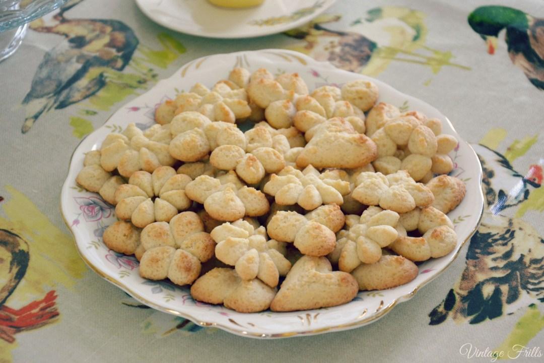 Cookie Press Biscuits