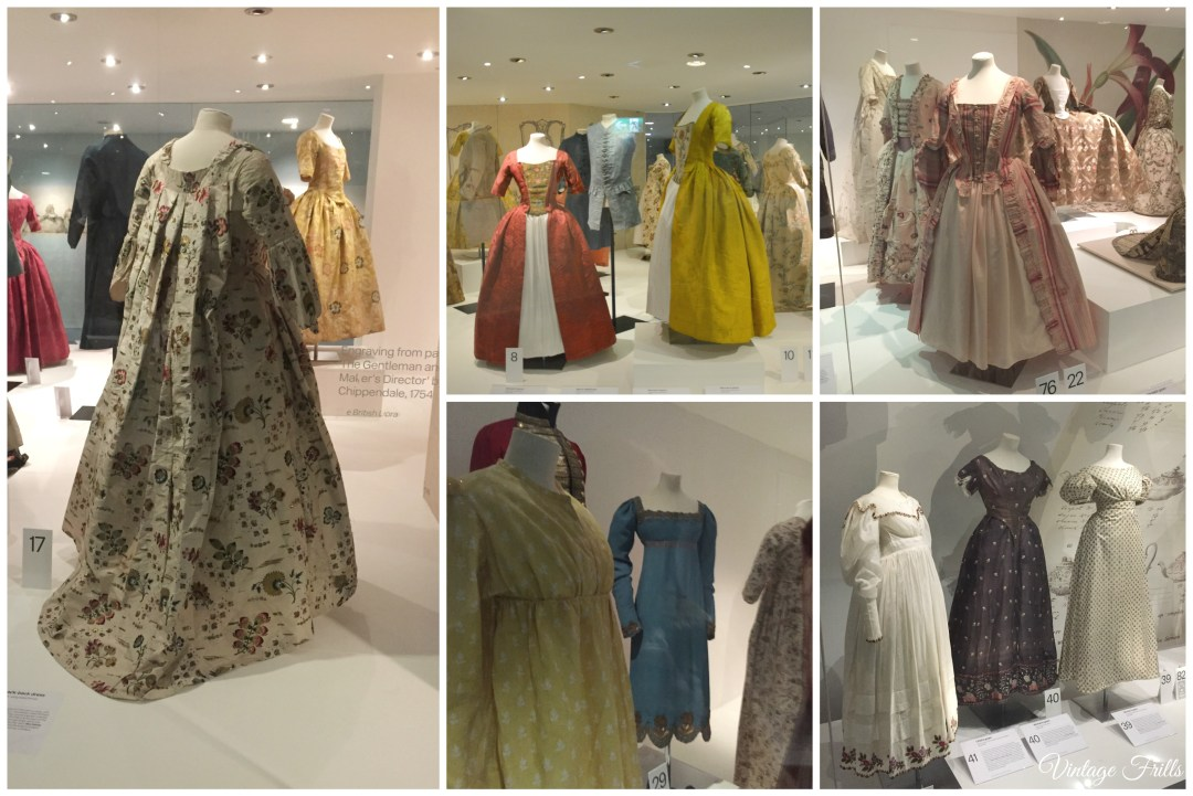Fashion Museum - Georgians Exhibition