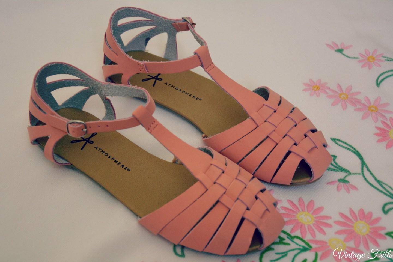 Primary Pink Summer Sandals