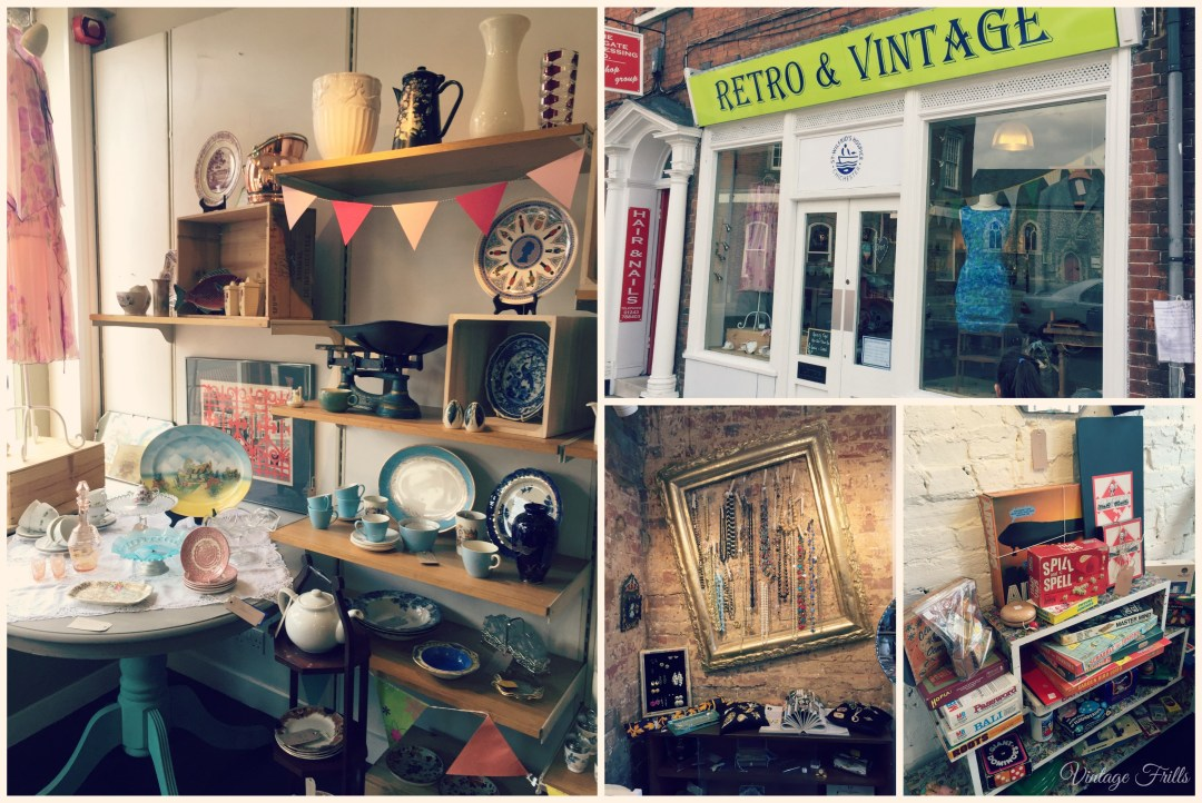 St Wilfreds Hospice Retro and Vintage