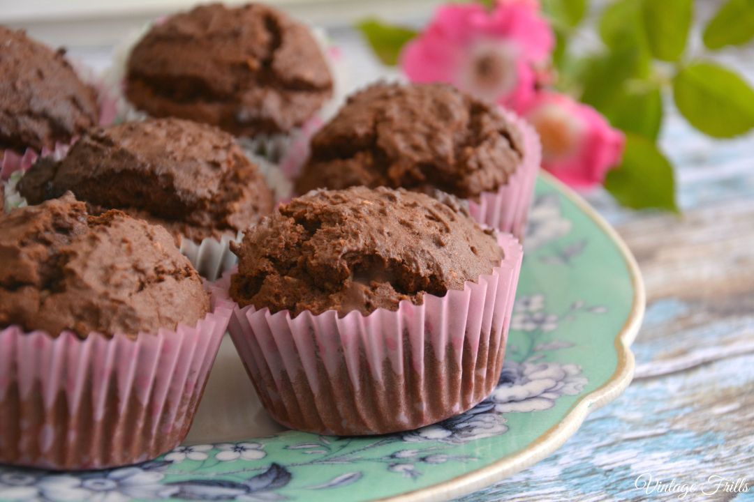 Chocolate Coconut Cakes Vintage Recipe