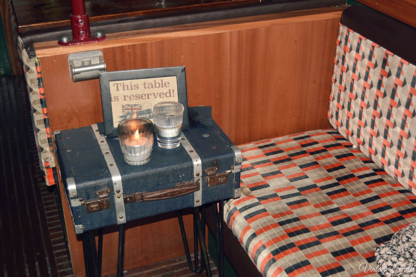 Cahoots Royal Night Out Table