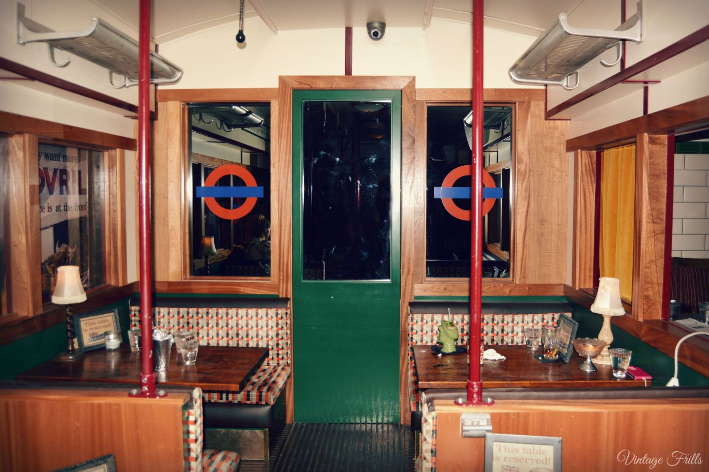 Cahoots Royal Night Out Train Carriage