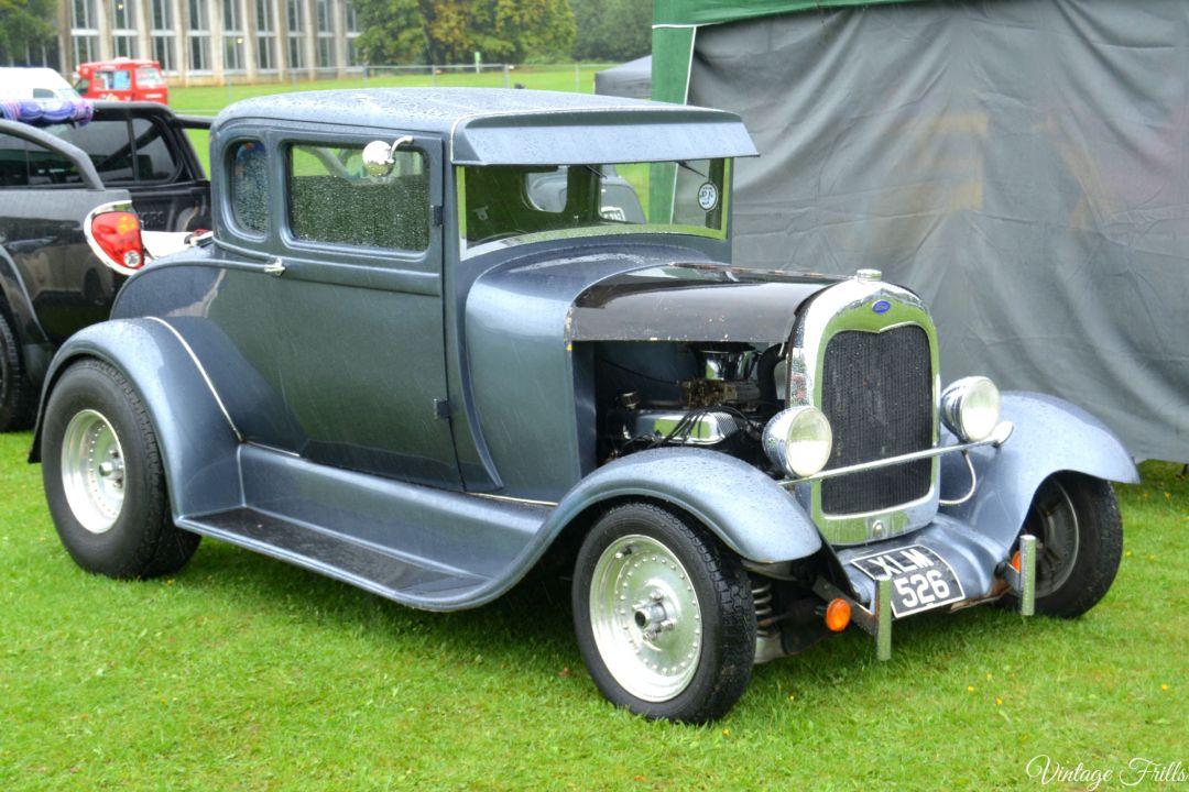Classic car show 2