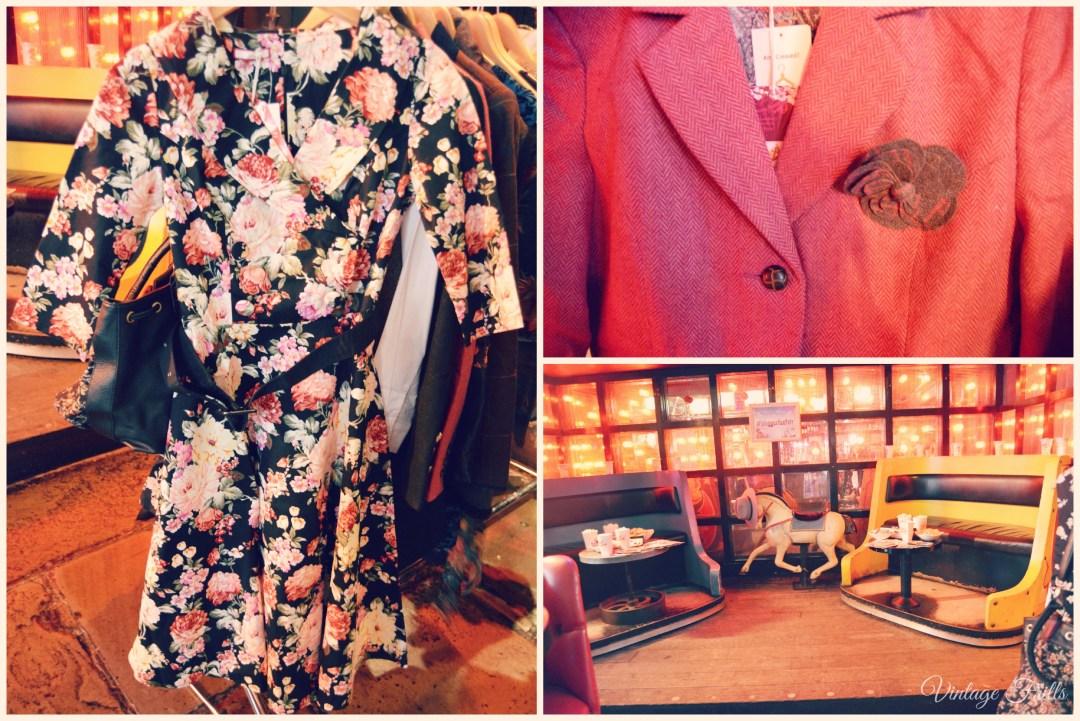 Joe Browns Blogger Funfair Floral Dress Vintage Frills