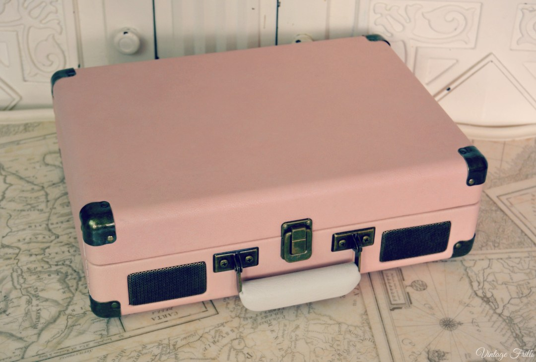 Pink Crosley Review