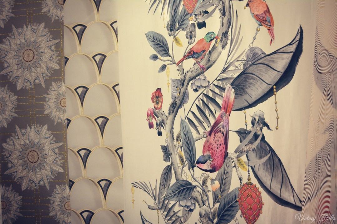 Tent London 2015 Bird Wallpaper