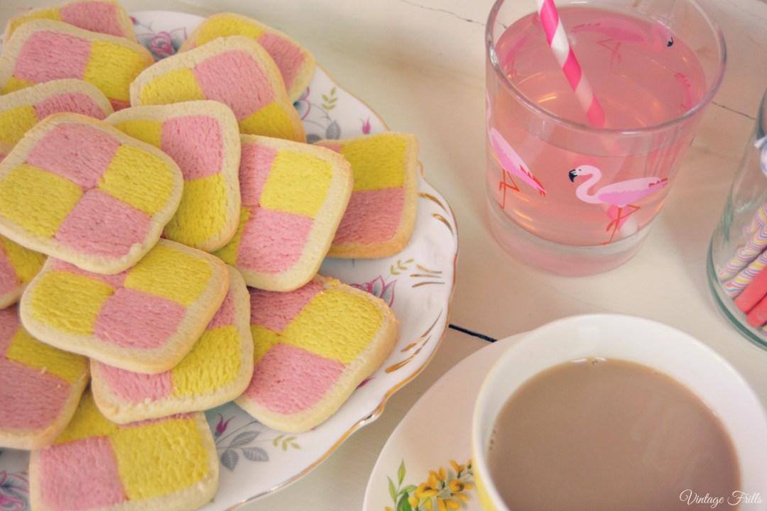 Battenberg Biscuits
