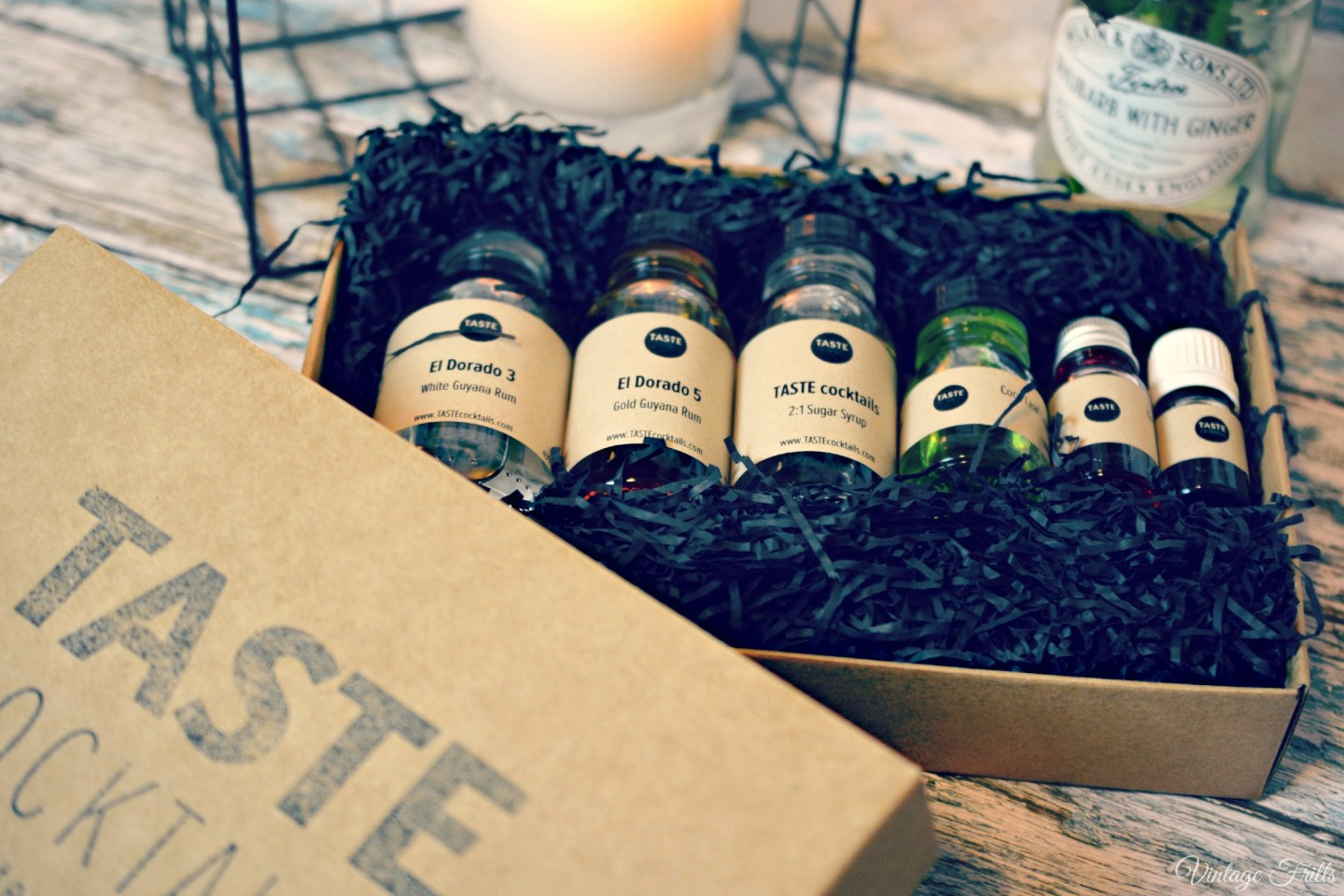 Taste Cocktail Subscription box