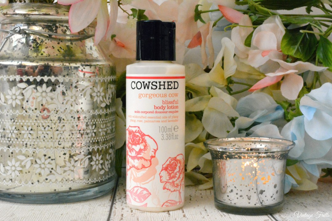 Birchbox January 2016 - Cowshed Gorgeous Cow Body lotion
