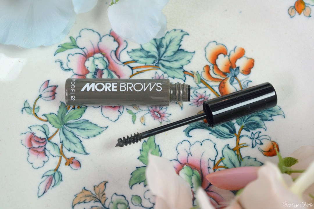 Birchbox March 2016 ModelCo More Brows