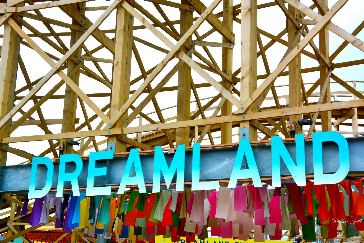 Dreamland Margate Sign