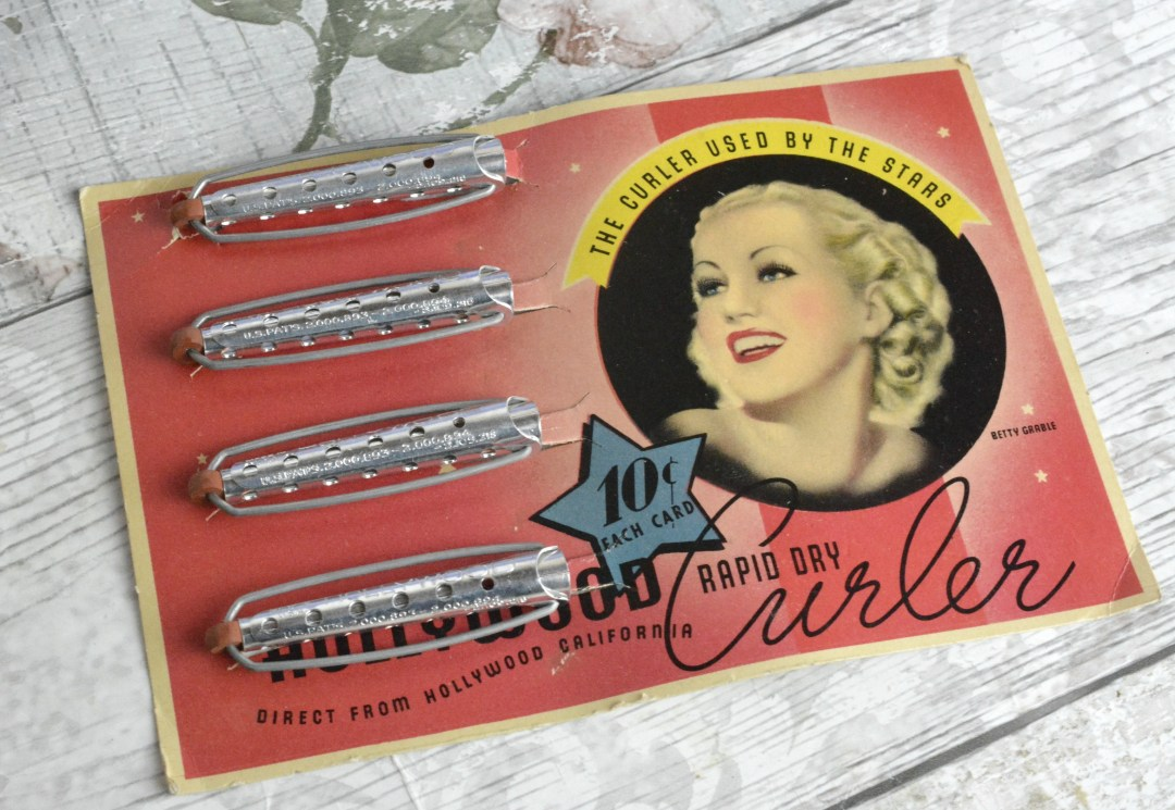 Batty Grable Curlers