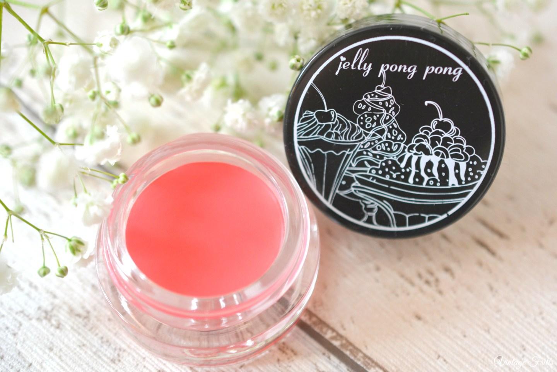 June Birchbox Jelly Pong Pong Paradise Pigment