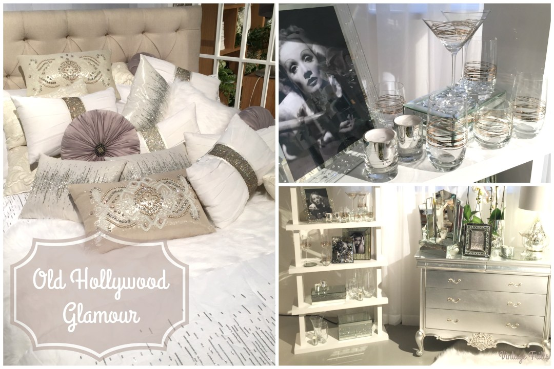 Old Hollywood Glamour Home inspiration - Star by Julien MacDonald at Debenhams