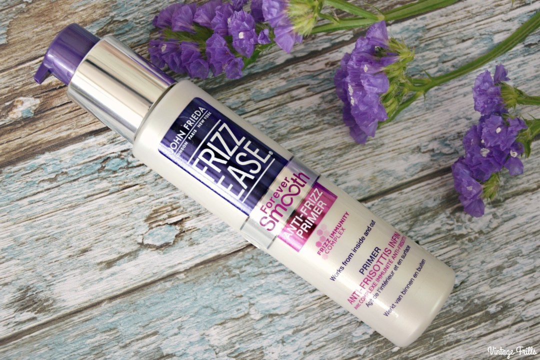 July Birchbox John Frieda Anti-Frizz Primer