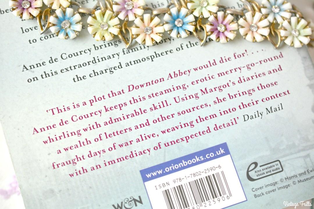 Margot at War Anne De Courcy Review