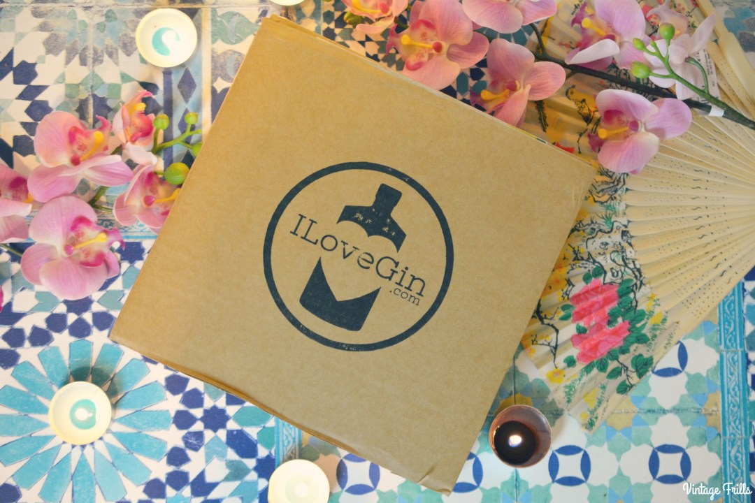 I Love Gin Box Review
