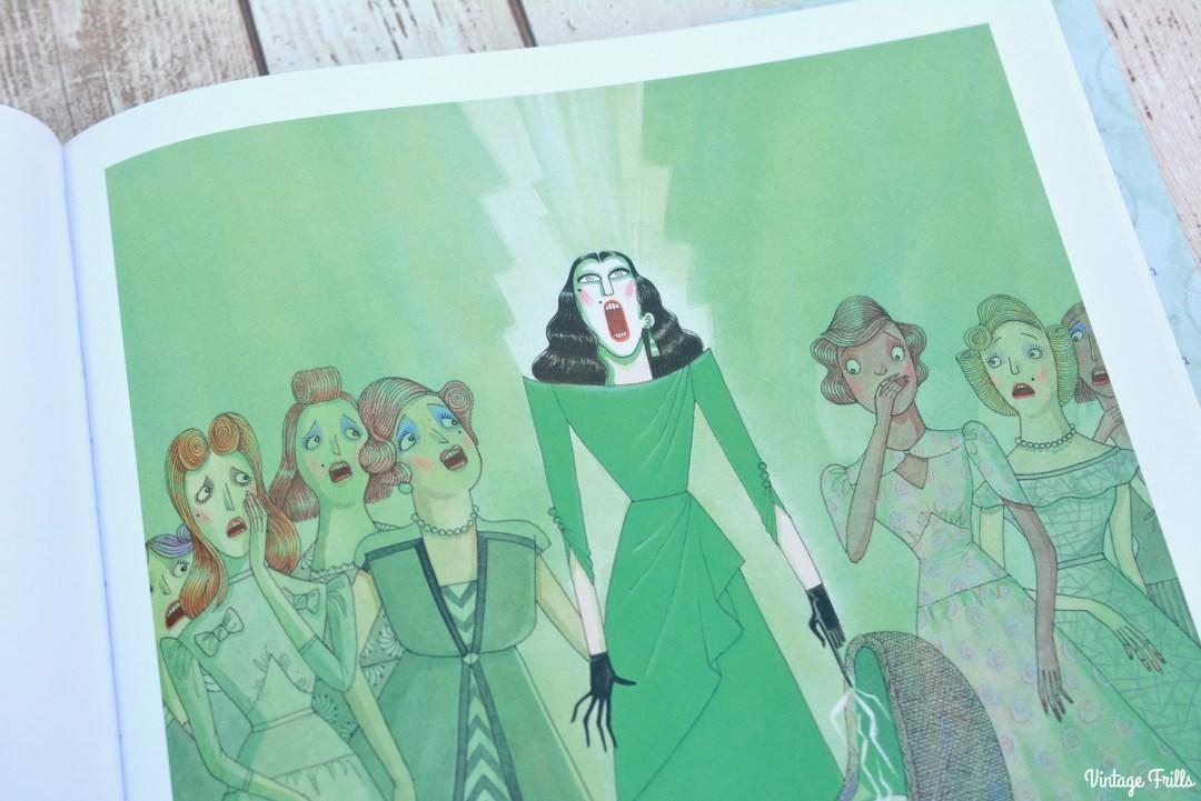 Sleeping Beauty A Mid Century Fairy Tale Evil Queen