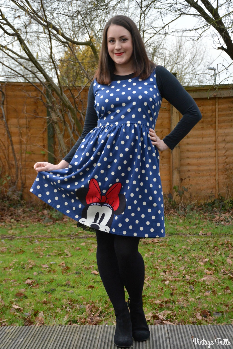 Cath Kidston Minnie Mouse Dress