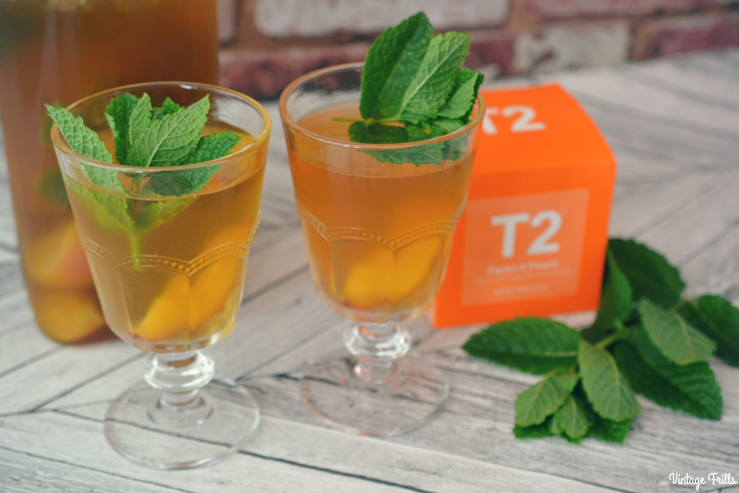 Refreshing Peach Iced Tea Recipe