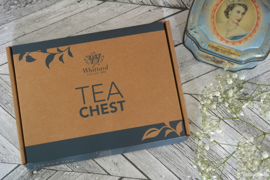 Whittard Tea Club - Tea Subscription Box